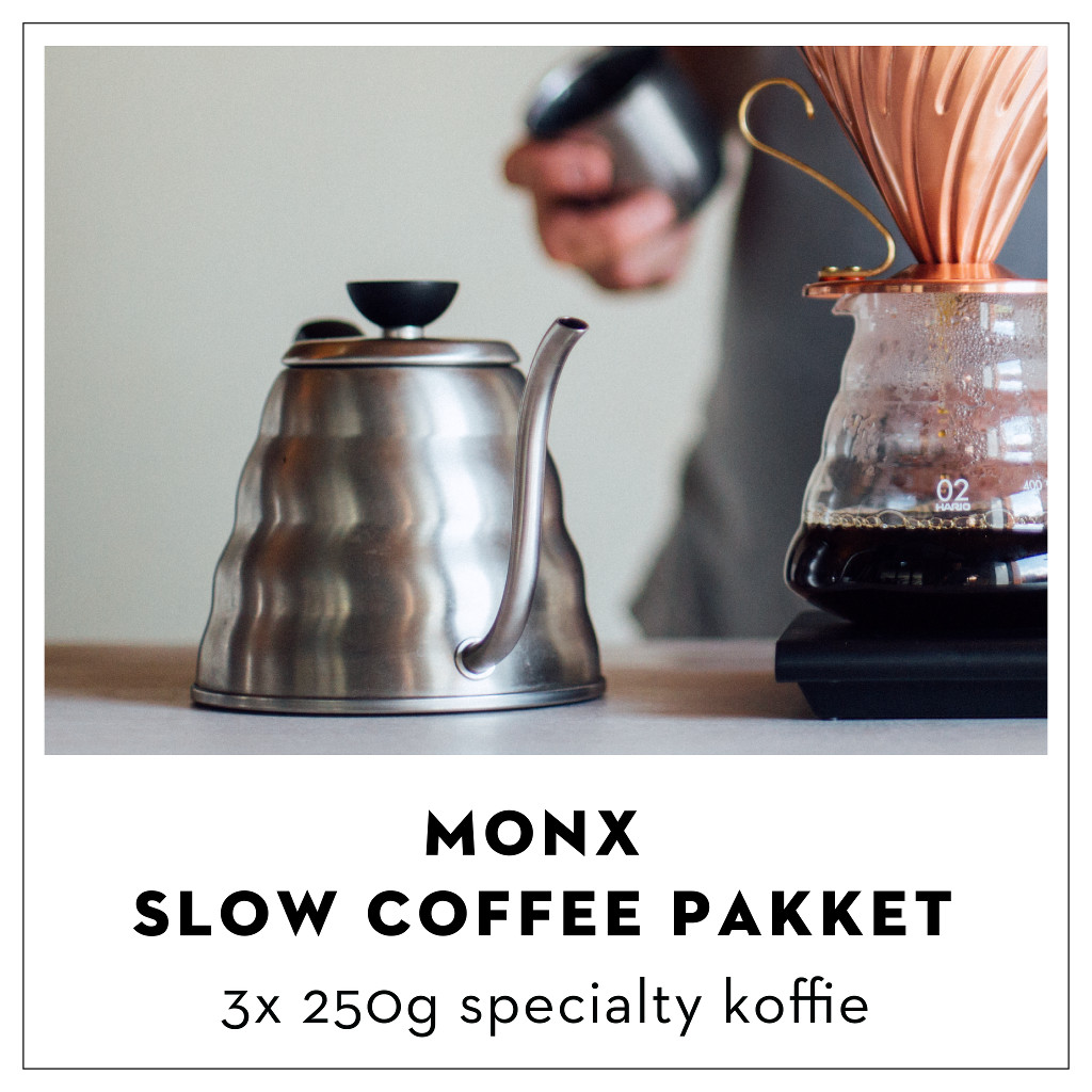 slow coffee pakket