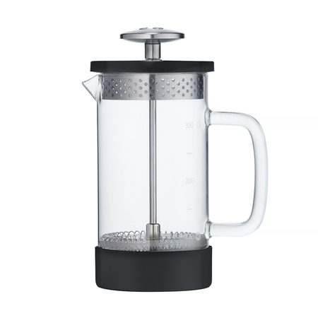 French Press 3 cups black